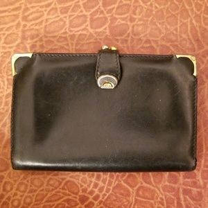 Vintage Gucci Wallet and Coin Purse Bi Fold